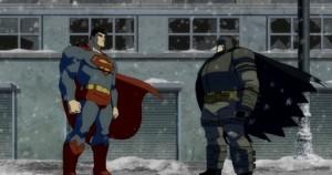 batman vs superman animation