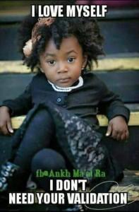 love antoinespeaks black girl validation beautiful black is beautiful