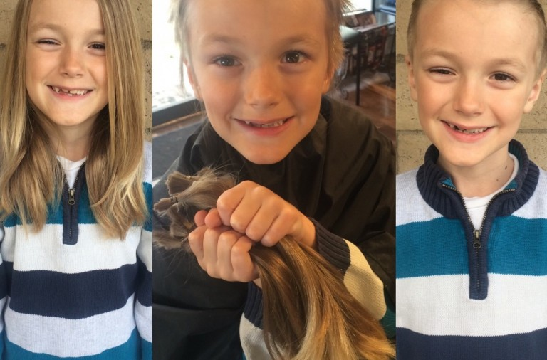 cancer, boy, hair