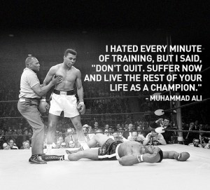 Training, Muhammad Ali, Quote on training, quote on fitness, Muhammad Ali quotes, Boxing, Fighting, Knockout, black man, black boxer
