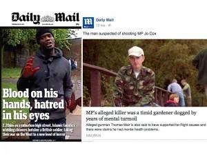 omar mateen, tommy mair, terrorism, white terrorism, white man, gardener, black terrorism, lee rigby, jo cox