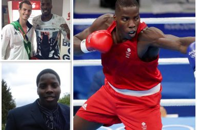 rio, lawrence okolie, antoinespeaks, boxing, 91kg, european champion