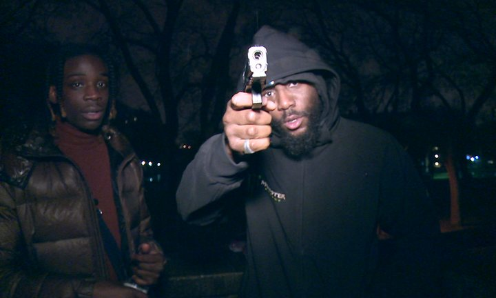 gun, london, gangster, crime
