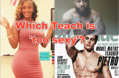 sexy teacher, #teacherBae