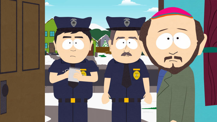 South Park The Damned Review
