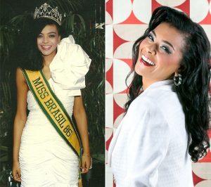 Last Black Miss Brazil Deise 1986