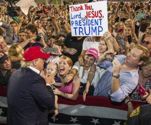 Donald trump, white people, white women, white men,