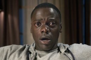 Get out, scared black man, crying black man, antoinespeaks