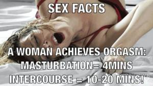 sex, minutes, short sex, long sex, women's facts, sex for women, love making, funny sex memes