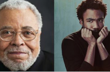 donald glover, james earl jones, lion king