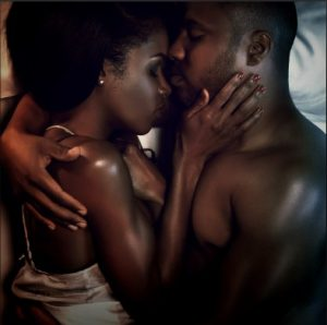 black love, black couple, black marriage, black lovers, african love, kissing, hugging, snuggling,