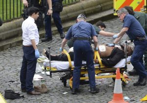 Terror suspect, London, black terrorist, bearded terrorist