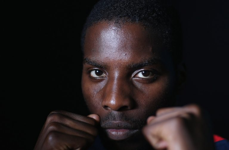 Lawrence Okolie, Boxing, black eyes,