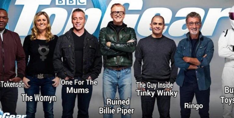BBC, Top Gear, Amazon Prime