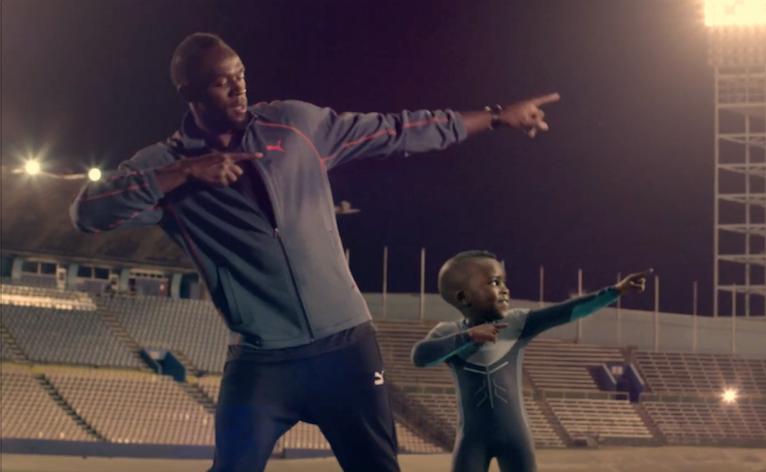 athletics Usain Bolt