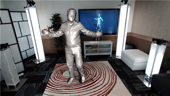 Holoportation: The New Technology That Will Put Skype Out Of Business And  Take Sexting To A New Level Of Wrongness
