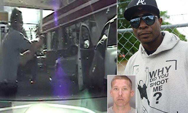 why did you shoot man victim black man shot cop