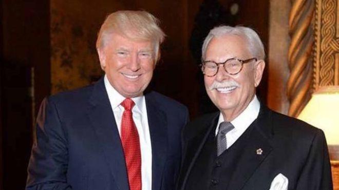 Donald, Donald trump, racist, butler
