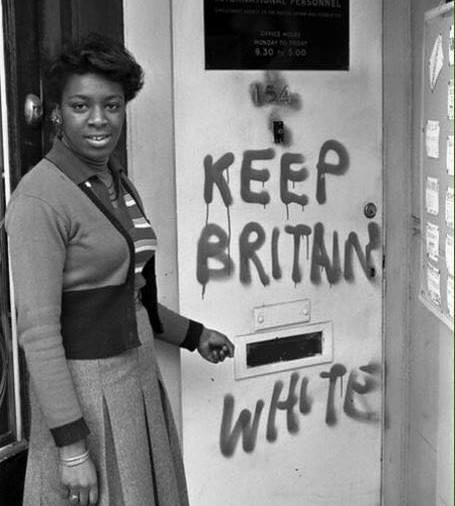 white, racism, britain, brexiter, eu, vote leave, remain, debate, black britain, british caribbean