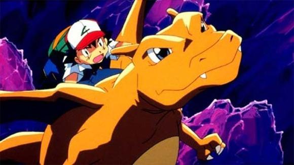 ash, pokemon, charizard