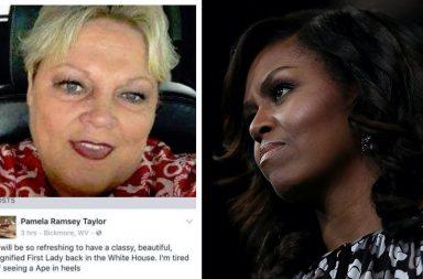 racism, michelle Obama, ape