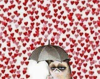 heart break, angry cat, love cat, cat umbrella love, cats hate bananas, cats cucumber