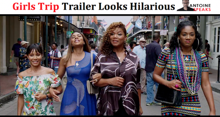 girls trip, queen latifa, will smith, jada pinkest-smith,