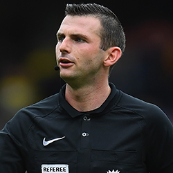 British referee, FA referee