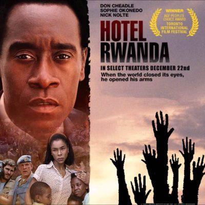 hotel rwanda, don cheadle