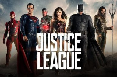 Justice League Trailer