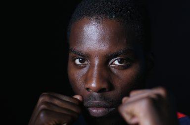 Lawrence Okolie, Boxing, black eyes,