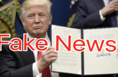 fake news, donald trump, jamaica