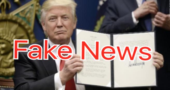 fake news, donald trump, jamaica