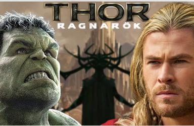 Thor Ragnarok, hulk vs thor, thor v hulk, marvel trailer