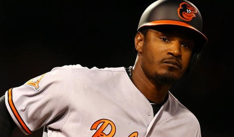 adam jones, racist attack, baseball, black baseball player