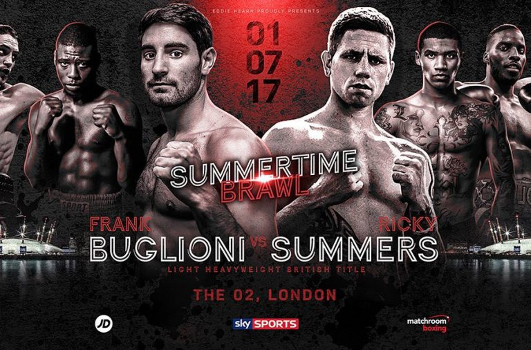 matchroom boxing, summertime brawl, fight, boxing, british boxing, talent