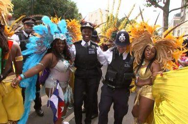 notting hill carniva, police at carnival, crime at carnival, notting hill carnival crime, how many arrests