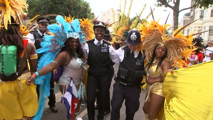 notting hill carniva, police at carnival, crime at carnival, notting hill carnival crime, how many arrests