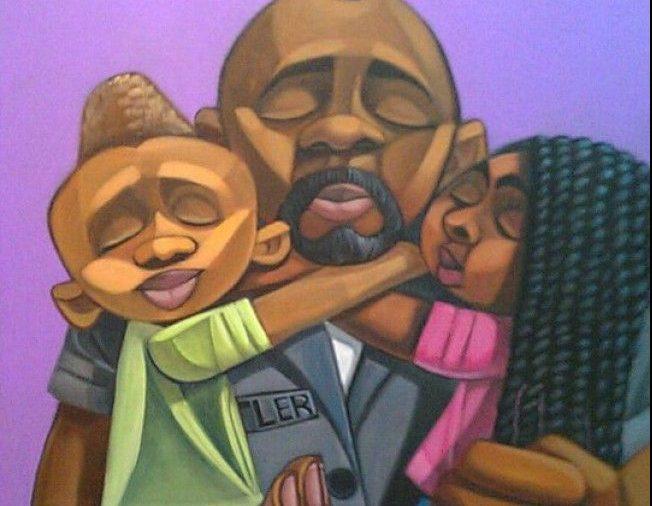 black father, Cbabi Bayoc, Farda