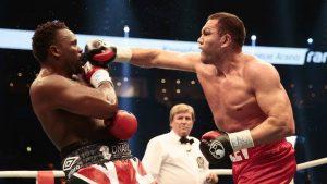 boxer, derek Chisora, boxing,