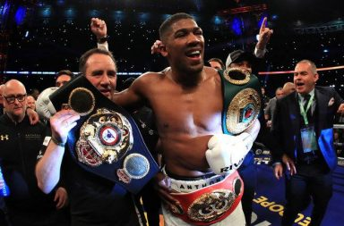 anthony joshua, pulev, boxer, black boxer, heavyweight champion
