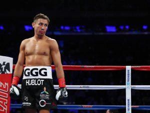boxing, GGG