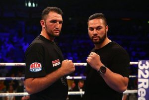 fury, parker, boxing, heavy weights, new zealand boxing,