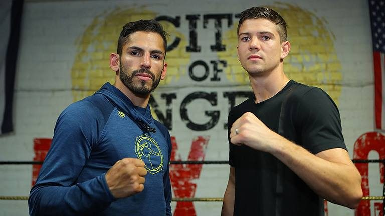 boxing, luke campbell, jorge linares, light weight