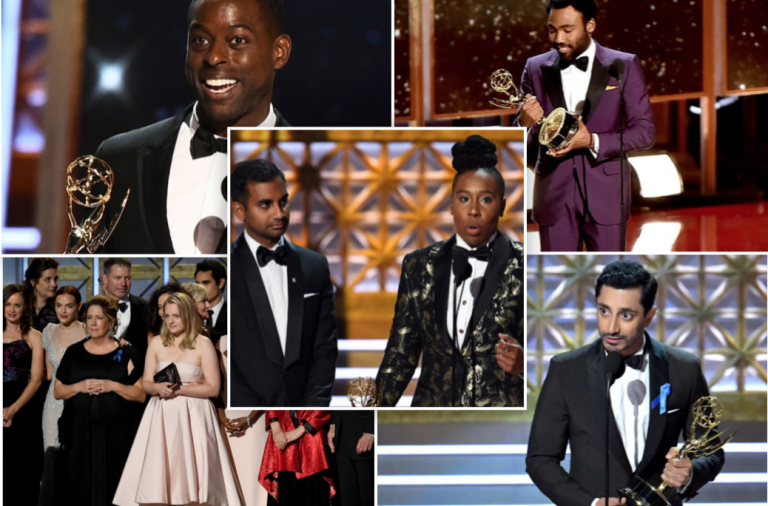 emmy winners, diverse winner, black winner,