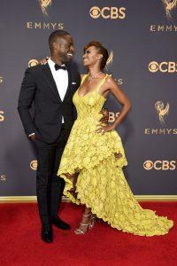 sterling brown wife, wife, black celebrity couples, ryan michelle bathe, black actors