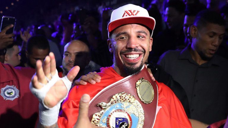 andre ward, boxing, boxer, retirement