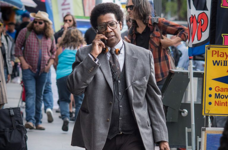 denzel, washington, ROMAN J. ISRAEL, ESQ, denzel washington