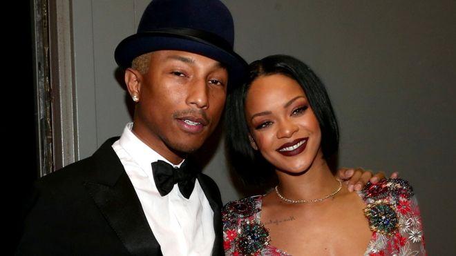 Lemon, Rihanna, N.E.R.D, pharrel