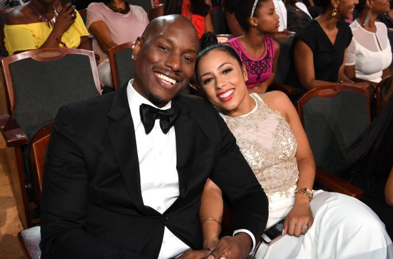 tyrese, tyrese marriage